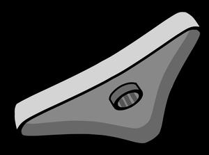 イラストフリー素材 蛇口 ハンドル下