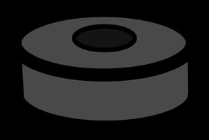 イラストフリー素材 蛇口 パッキン