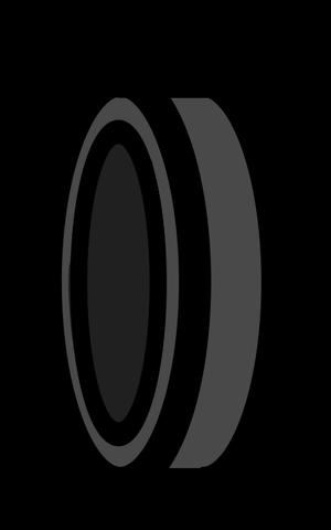 イラストフリー素材 蛇口 Uパッキン