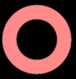 イラストフリー素材 蛇口 丸