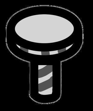 イラストフリー素材 蛇口 ビス