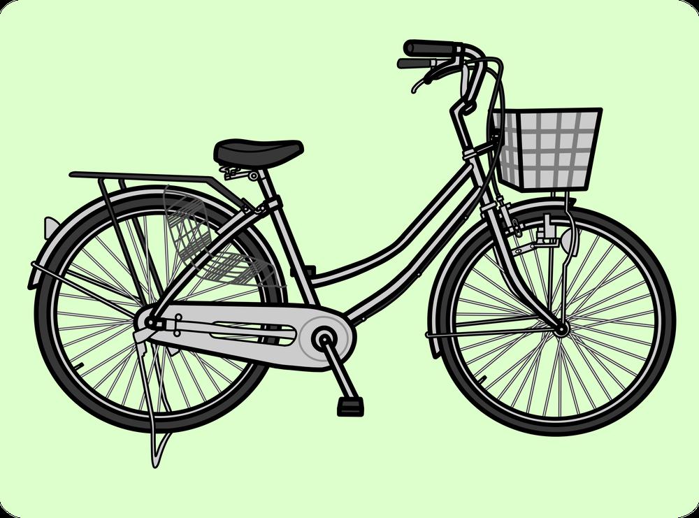 自転車全体図