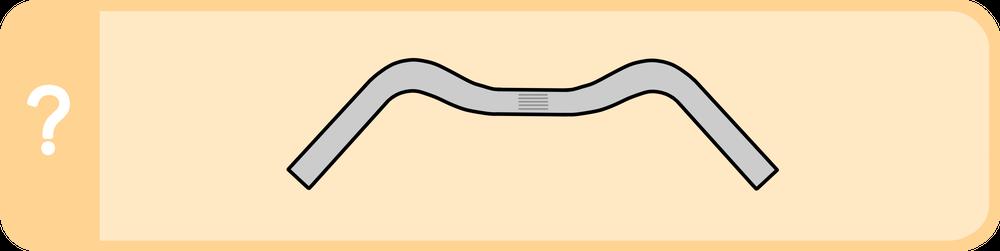 自転車のハンドルの解説