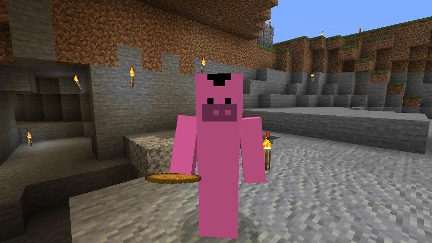 Minecraft(マイクラ)ぶーぶーのスキン