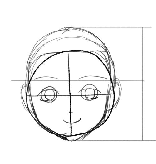 顔のアタリのマイルール 詳細なアタリ