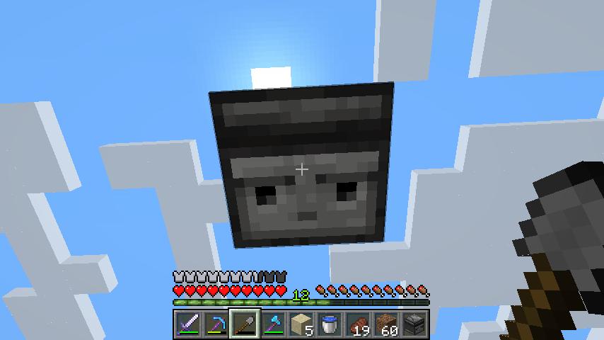 Minecraft(マイクラ)オブザーバー