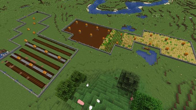 Minecraft(マイクラ)ハードコア農園