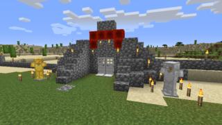Minecraft(マイクラ)門番ゲート2