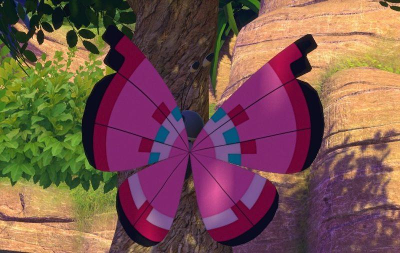 ビビヨンの羽