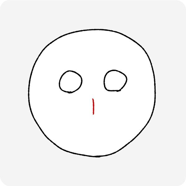 人体の認識 鼻